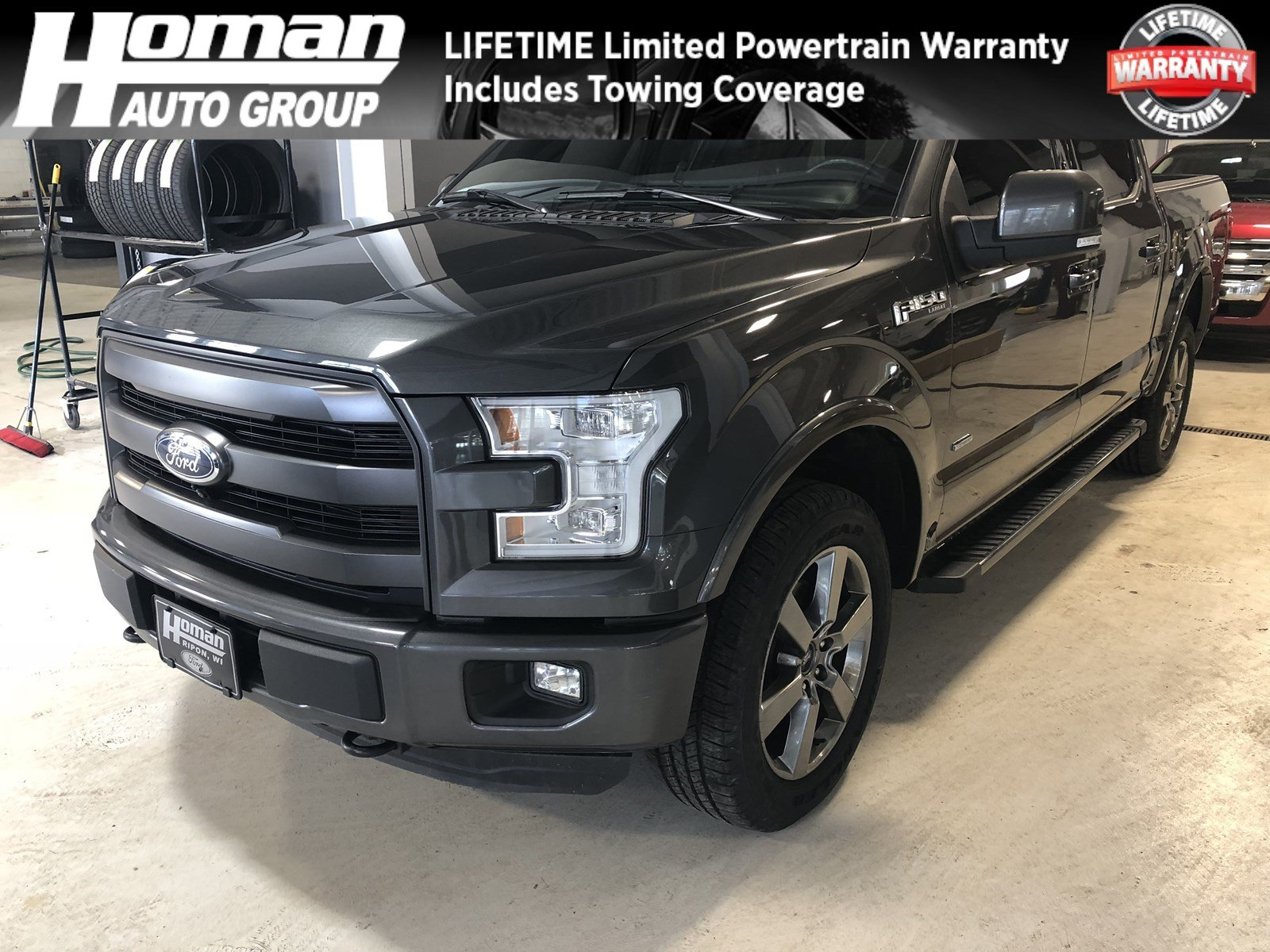 Beautiful 2016 ford F150 3.5 Ecoboost towing Capacity